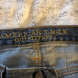 American Eagle Outfitters Jeans - Men's American Eagle original straight jeans.